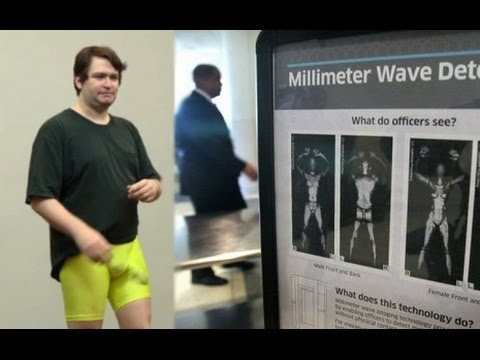 Jonah Falcon & WMD detected in his underpants